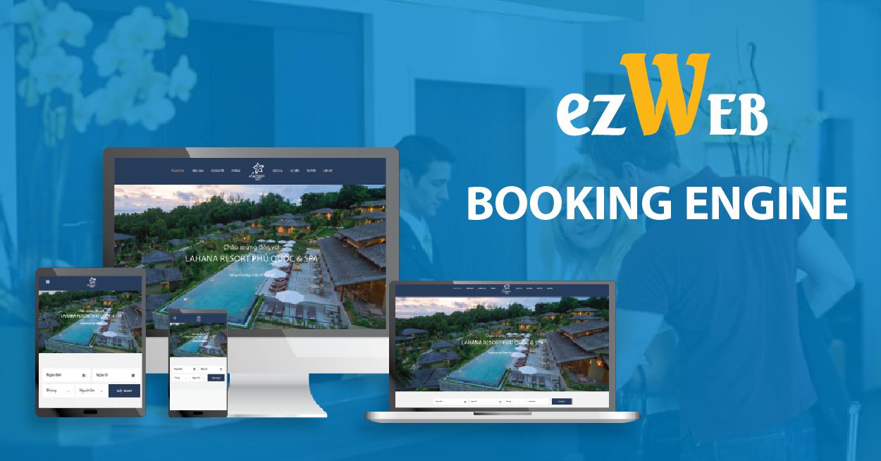 Tích hợp Booking Engine vào website khách sạn