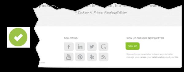Cách chèn các nút mạng xã hội khi thiết kế webiste khách sạn